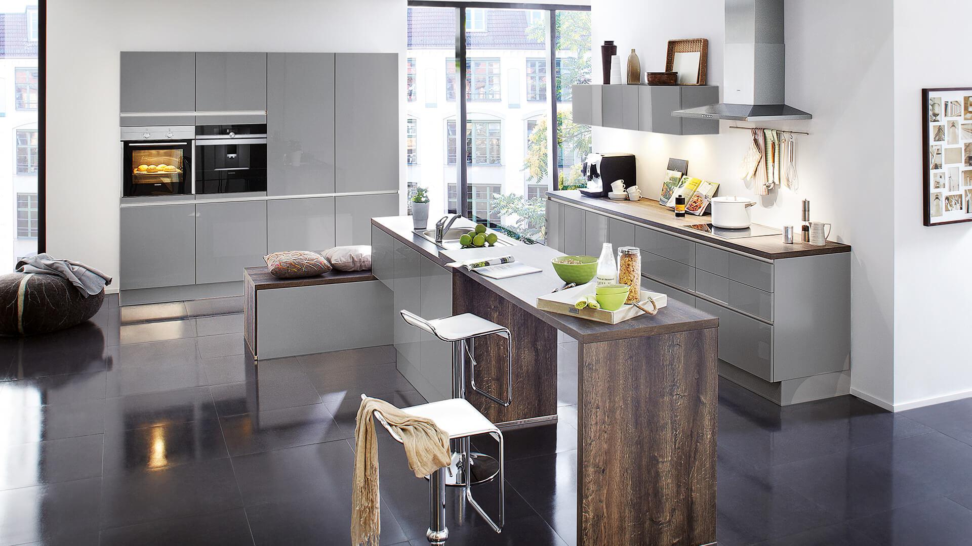 Küchen - Hochwertige Küchen von Küchen Ruberg aus Leer