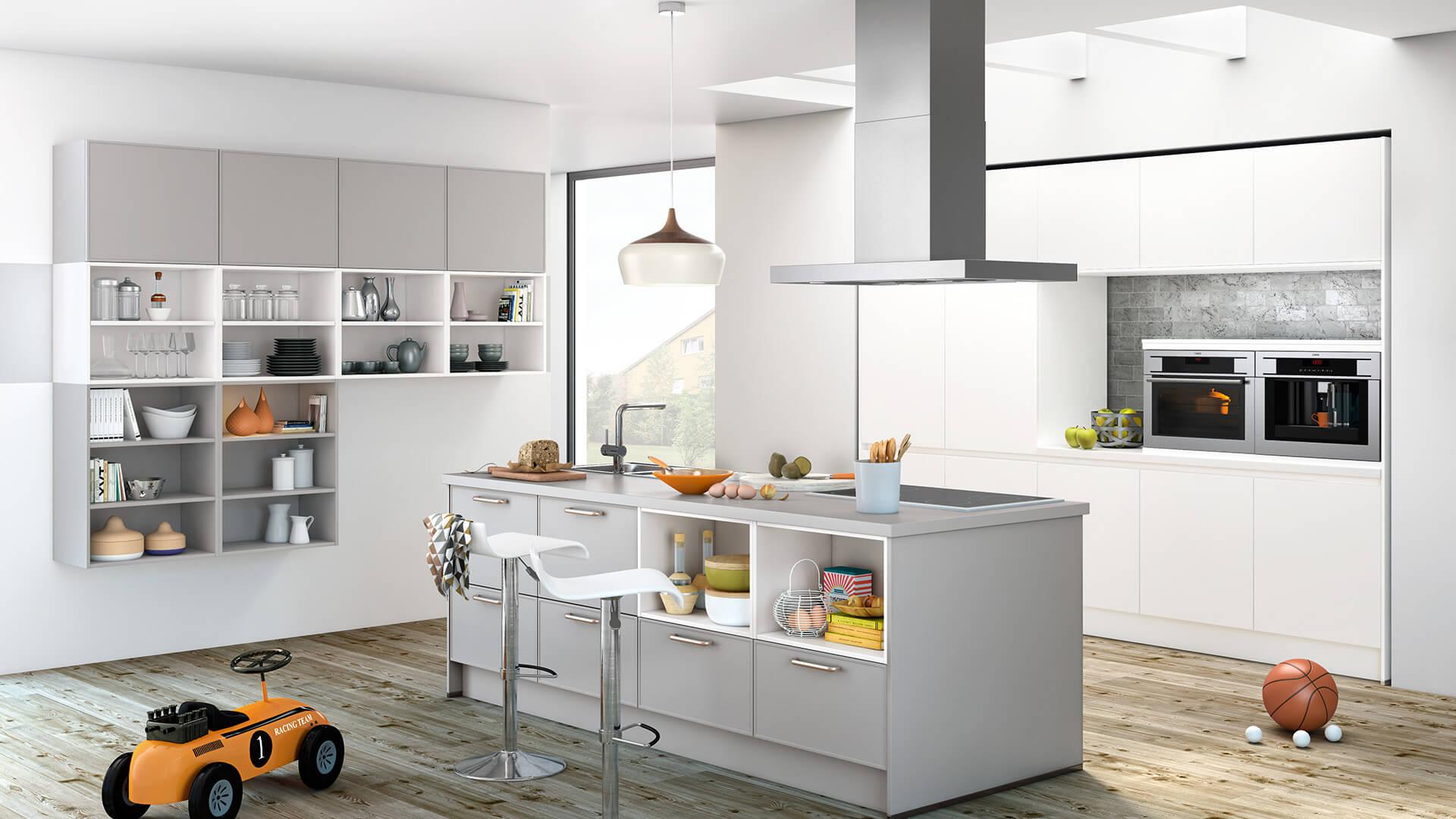 Küchen Ruberg – Ihr Küchen-Meisterbetrieb aus Leer in Ostfriesland
